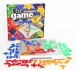 $enCountryForm.capitalKeyWord Australia - [TOP] Original TOP Tetris Blokus 4 player English strategy board game fun family parent-child interactive puzzle toy kids gift