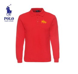 long sleeve polo summer UK - Kid Polo Shirt Summer women And men Tees Long Sleeve Tees Cotton Blend Casual Kids Polos Best Quality S-3XL Kids Polo Shirts lw42634