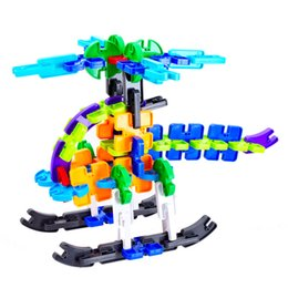 $enCountryForm.capitalKeyWord Australia - Children's puzzle plastic block 3-10 years old kindergarten assembled toys large particles