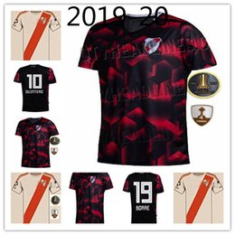 river plate jerseys 2019 - S-XXL 2019 new River Plate soccer Jerseys home away 2019 2020 riverbed MARTINEZ QUINTERO PRATTO football shirts free shi