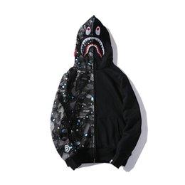 Abbigliamento sportivo Hxp Felpa con Cappuccio Sciolto Stampata Foresta Maglione