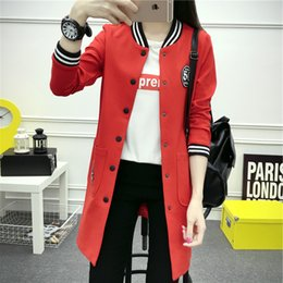b1d7182d76e Black korean ladies jacket online shopping - Spring and Autumn new women in  the long section