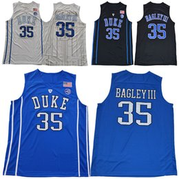 $enCountryForm.capitalKeyWord Australia - Men college Duke Blue Devils jerseys white black blue #35 Marvin Bagley iii adult size basketball jersey stitched mix order free shipping