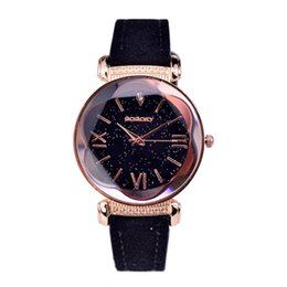 watches gogoey NZ - 2019 New Fashion Gogoey Brand Rose Gold Leather Watches Women ladies casual dress quartz wristwatch reloj mujer dropshipping