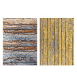 Discount backgrounds studios digital printed - Wooden Backdrops 1.5x0.9cm Wood Planks Printed Board Digital Background Cloth Photographic Background Photocall Photo St