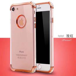 Iphone 5g Tpu Australia - 3 in 1 Ultra Thin Slim TPU Case Shockproof Anti-Scratch Electroplating For iPhone X XS MAX XR 8G 7G 6G 5G Plus