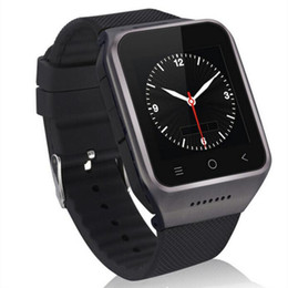 Smartwatch Gps Wifi Camera Australia - Wholesale S8 Smartphone Bluetooth Smart Watch Android 4.4 MTK6572 Dual Core GPS 2.0MP Camera WCDMA WiFi MP3 MP4 Smartwatch PK Q18 U8