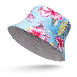 Plain Camp Hat Australia - 2019 Outdoor Bucket Hats for men women Plaid Camouflage Fisherman Cap Camping Hunting Bucket Hat Panama Summer Sun Beach Fishing Caps