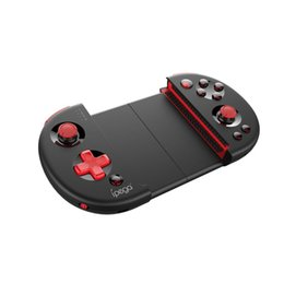 Wireless Game Controller Android Australia - Hot sale Wireless Android Phone Game Controller Gamepad Telescopic Joystick Stretch Bracket Bluetooth Game Pad free shipping