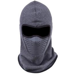 $enCountryForm.capitalKeyWord NZ - 2019 Dust-proof Cycling Face Mask Windproof Winter Warmer Fleece Bike Full Face Scarf Mask Neck Bicycle Snowboard Ski Men M116