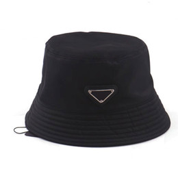 Wholesale 20SS High-end Sun Hat Cap Fisherman's Hat Outdoor Travel Street Bucket Hat Fishing Cap Casual Fashion Sunhat Men Women HFYMMZ024