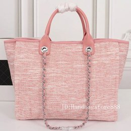 Wholesale Fashion women explosion denim shopping bag famale embroidery designer vacation purse canvas bag lady summer beach bag size x x12cm