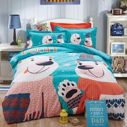 $enCountryForm.capitalKeyWord Canada - 2015 Winter Kids Bedding set cartoon Printing Minions bedclothes Baby children bed linen king queen twin full duvet cover