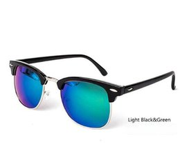 $enCountryForm.capitalKeyWord Australia - 2019 Sunglasses women men Brand Designer Metal Frame Unique Hexagonal Flat lens Coating uv400 Sun glasses Goggle Eyewear with box and cases
