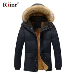 new asian winter coats Canada - 2019 New Winter Jacket Men Casual Warm Cotton Down Parka Coat Mens Jackets And Coats Thicken Outwear Brand Clothing Asian Size
