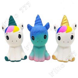 $enCountryForm.capitalKeyWord UK - Jumbo Kawaii Colorful Galaxy Unicorn Squishy Doll Slow Rising Stress Relief Squeeze Toys for Baby Kids Xmas Gift