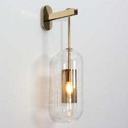 $enCountryForm.capitalKeyWord Australia - Designer Adjust Wall Lamp Modern Wall Lights Sconce Bedroom Kitchen Stair Living Room Decor Home Lighting Black White Iron E27Post-modern Gl
