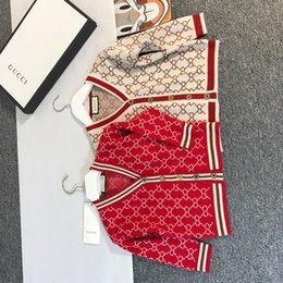 $enCountryForm.capitalKeyWord NZ - Children sweaters kids designer clothing autumn boys and girls knit cardigan sweater cashmere blend smooth smooth soft cardigan sweater