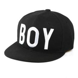 $enCountryForm.capitalKeyWord UK - Children Fashion Embroidery Letter BOY Baseball Caps Kids Hip Hop Summer Sun Hat Boys Girls Sports Snapback Adjustable