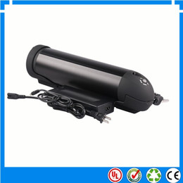 water bottle battery bicycle UK - EU US No tax 36V 8Ah Water Bottle Style Electric Bicycle Battery with BMS and Charger
