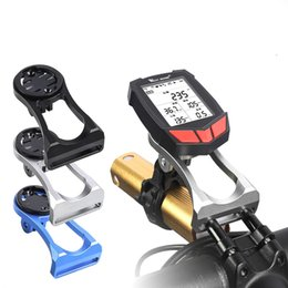 mountain computers NZ - Mountain Bike Cyclo Computer Holder Road Accessories Cycling Seat Bicycle Camera Flashlight Bracket Bike Holder Bicycle Accessories