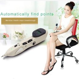 $enCountryForm.capitalKeyWord Australia - Health care meridian energy pen electric acupuncture point pen automatic meridian detector diagnosis acupuncture massage device for home use