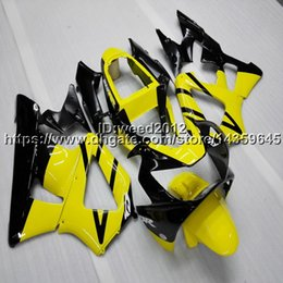 929 Motorcycle Australia - 23colors+5Free gifts Injection mold yellow black motorcycle Fairings for HONDA CBR929RR 2000-2001 CBR 929 RR 00 01 ABS motor panels