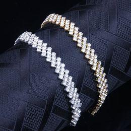 $enCountryForm.capitalKeyWord Australia - 2019 New Fashion Crystal Rhinestone Stretch Bracelet Claw Chain Bangle Wedding Bridal Wristband for Bridesmaid 12PCS