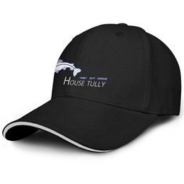Ball For Game Australia - Womens Mens Flat-along Adjustable TULLY Game of Thrones Hip-Hop Cotton Snapback Cap Summer Hats Military Caps Airy Mesh Hats For Men Women