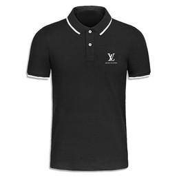 $enCountryForm.capitalKeyWord UK - 2018 Poloshirt Solid Polo Shirt Men Luxury Polo Shirts short Sleeve Men's Basic Top Cotton Polos For Boys Brand Designer Polo Homme