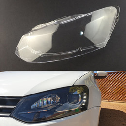 $enCountryForm.capitalKeyWord Australia - For Volkswagen VW Polo MK5 2011 2012 2013 Car Headlight Headlamp Clear Lens Auto Shell Cover Driver & Passenger Side