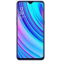 """Originale telefono cellulare Oppo Realme X Lite 4G LTE Phone 25.0MP Fingerprint ID mobile 4GB di RAM 64GB ROM Snapdragon 710 Octa core 6.3"""" Full Screen in Offerta"""