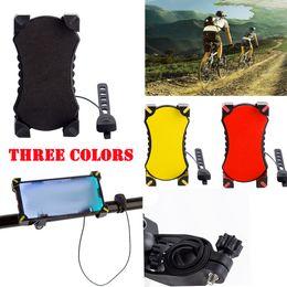 Ride Gps Australia - Bike Light Bicycle Lights Phone Mount Handlebar Holder Extender Bike Riding Handlebars Adjustable Fits GPS luz bicicleta