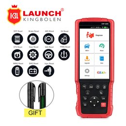 Code Engine Australia - LAUNCH CRP429C CRP 429 OBD2 Diagnostic Tool for Engine ABS Airbag AT+11 Service One-click Update Auto Code Reader PK FX4000 obd2