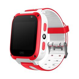 $enCountryForm.capitalKeyWord Australia - Smart Watch Children Fashion Casual 1.44 Inch Screen Silicone Strap GSM Game Phone Watch with SOS emergency alarm
