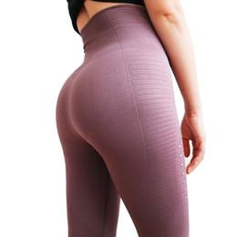 $enCountryForm.capitalKeyWord UK - High Waisted Yoga Pants Gym Seamless Leggings Exercise Tights Women Pant Gym Leggings Fitness Yoga Running Sports Clothing T190728