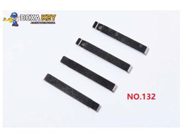 Discount new toyota remote keys New (5pcs) NO.132 Folding Flip Remote Car Key Blank For SGMW WuLing Uncut Blade