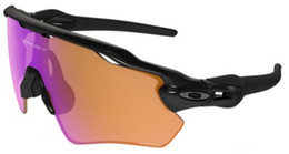 Nova Marca Radar EV Pitch Polarized óculos de sol Revestimento Poloshed óculos de sol para as mulheres homem esporte óculos óculos de equitação Ciclismo Eyewear uv400 venda por atacado