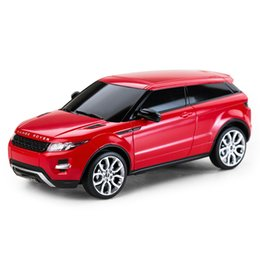 Machine Toy Car Australia - Licensed 1 :24 Remote Control Car Rc Toys Radio Controlled Cars Boys Toys Machine On The Remote Control Range Rover Evoque 46900