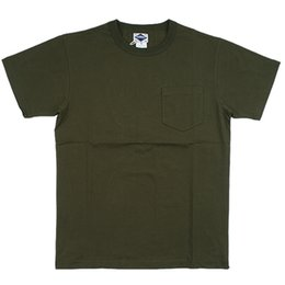 $enCountryForm.capitalKeyWord Australia - 2018 Summer Cotton Slim Fit Solid Tshirt With Pocket Men Streetwear Simple Tee White Short Sleeve T-shirt One Piece Clothing J190529
