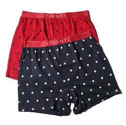 Star Belts Australia - Men's Light Belt New Superbody Trousers Aro Cotton Printing Big Star Boxer Breathable Household Mature Men Underwear Valua C19040401