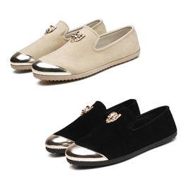 f6d816b90fbc New hot style leopard head beanie shoes design shoe cover foot suede  comfortable wear resistance 39-44 R811
