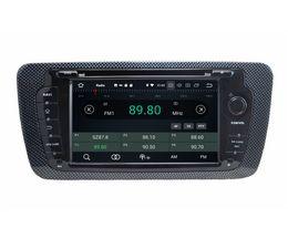 "Player Rds Australia - Android 8.0 Octa Core 2 din 7"" Car DVD Player GPS for Seat Ibiza 2009-2014 RDS Radio Bluetooth WIFI USB DVR 4GB RAM 64GB ROM"