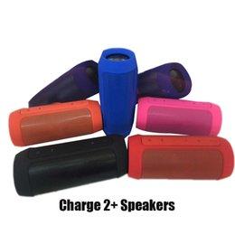 Venta al por mayor de Subwoofer inalámbrico Bluetooth Bluetooth de carga 2+ profundo Subwoofer Altavoces estéreo portátiles Mini con la caja al por menor DHL