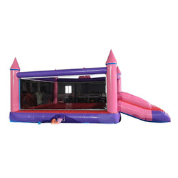 Chinese  Inflatable bouncer baby bounce house inflatable castle jumping house with free air blower manufacturers