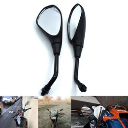 $enCountryForm.capitalKeyWord NZ - For Universal 10mm Motorcycle Rearview Mirror Left&Right Rear View Mirrors Housing Side Mirror For YAMAHA FZR1000 EXUP FZR 1000