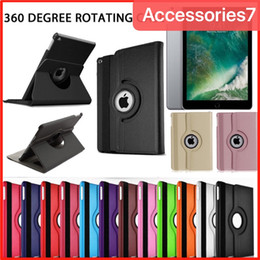 $enCountryForm.capitalKeyWord Australia - Luxury Smart 360° Rotating Flip Leather Stand Holder Shockproof PC iPad Case Cover For Apple iPad 2 3 4 5 6 Air 2 Mini 1 2 3 4 Pro 9.7 10.5