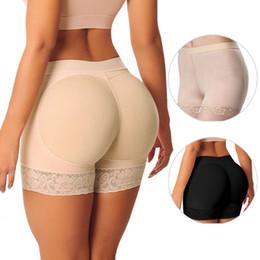 e907b725e Hot Shaper Pant Sexy Boyshort Push Up Pad Panties Women Fake Ass Underwear  Fake Butt Pad Buttock Shaper Butt Lifter Hip Enhancer