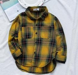 32b421842949 Camisa De Los Nuevos Estilos De La Moda De Los Muchachos Online ...