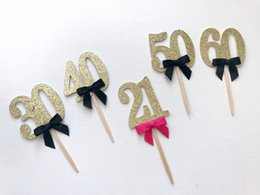 $enCountryForm.capitalKeyWord Australia - Custom personality cheap 60th 30 40 50 70 Cupcake Toppers. Birthday Cupcake Topper. Cupcake Decoration. Secret Garden Party Decoration